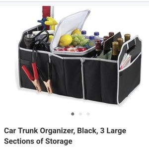 Other - New Collapsible Cargo Organizer Tote